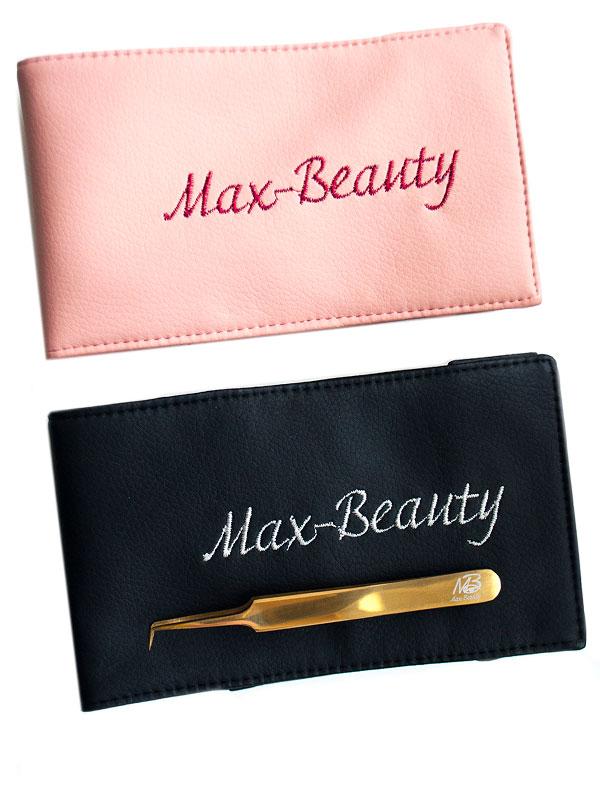 Чехол для пинцетов Max-Beauty на липучке (4 отделения)