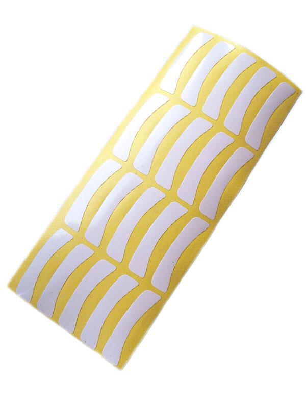 Наклейки для ресниц нижнего века(пластина-10пар)