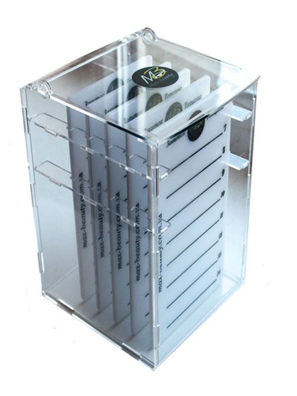 Lash Box прозрачный