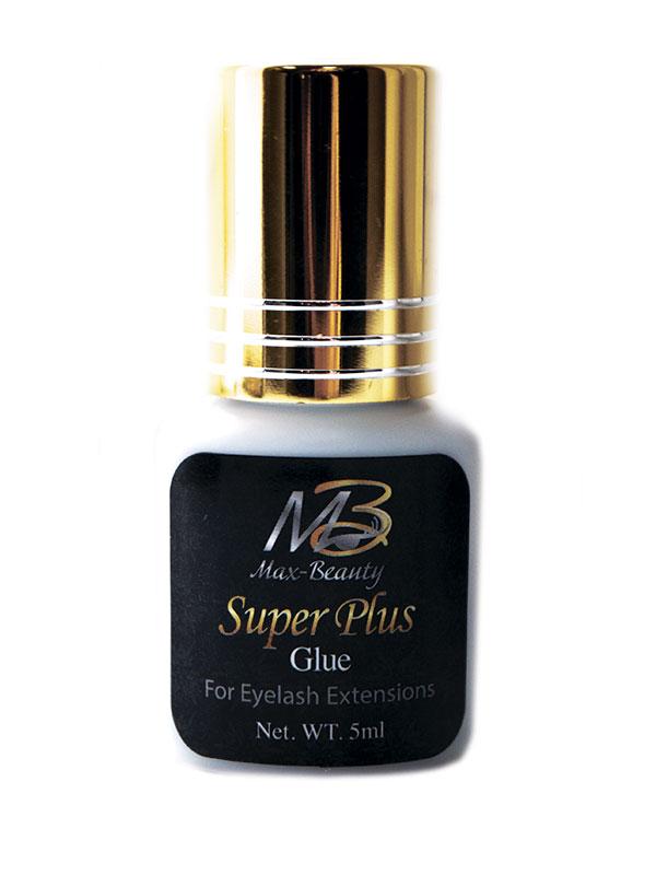 Клей для наращивания ресниц Super Plus Max-Beauty (5ml)