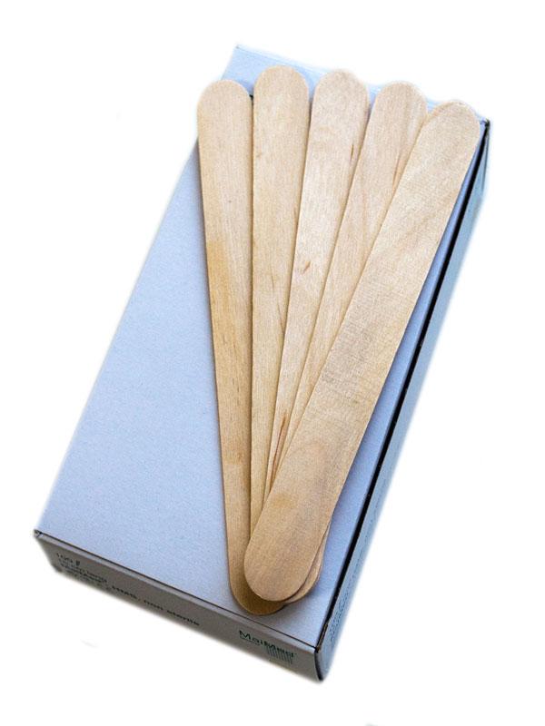 Шпатель для коррекции и снятия ресниц (упаковка 100шт.)