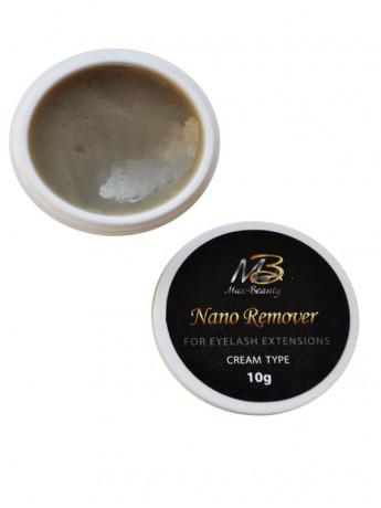 Ремувер для снятия ресниц  NANO Max-Beauty (10ml)