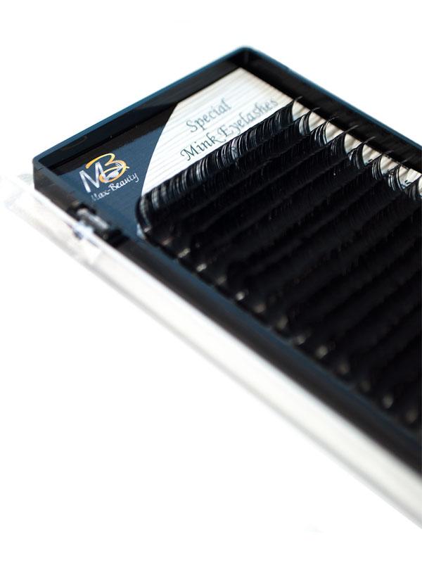 Ресницы на ленте Max-Beauty (толщина 0.05\0.07\0.085)